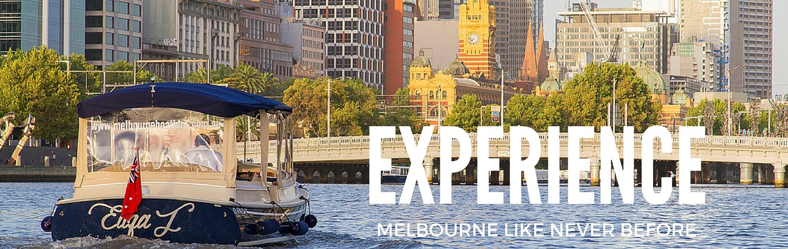 Experience Melbourne like never before
