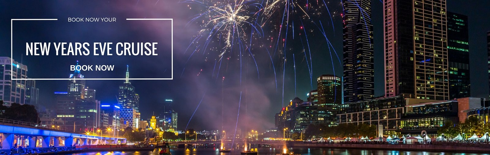 New Years Eve Cruises Melbourne