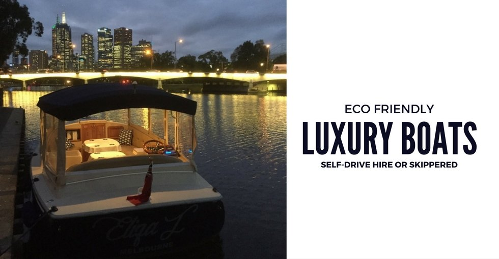 Luxury Skippered Yarra River Cruises Self Drive Boats For Hire Valentines Day Cruising For