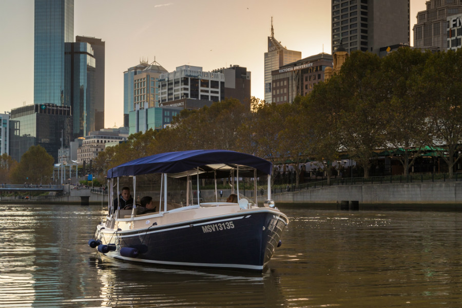 afternoon river cruises melbourne