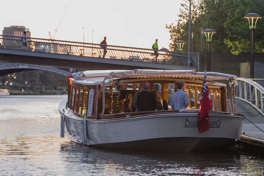 Hire a boat which you can drive on the Yarra or Maribyrnong River, without needing a boat licence. Melbourne Boat Hire has a range of self=skippered vessels available