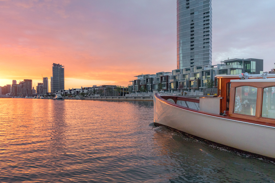 BYO alcohol - party boats for hire in Melbourne Southbank and Docklands