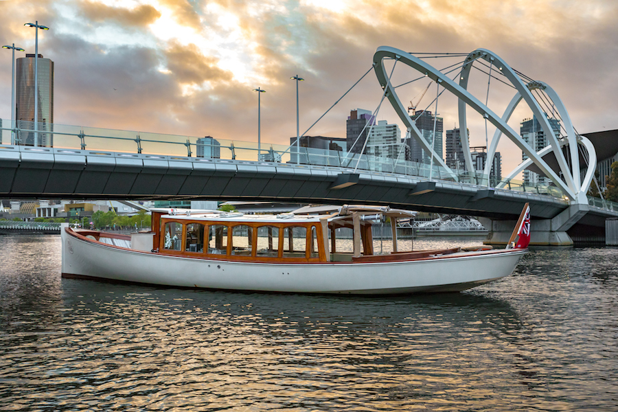 private cruise boats for special event hire