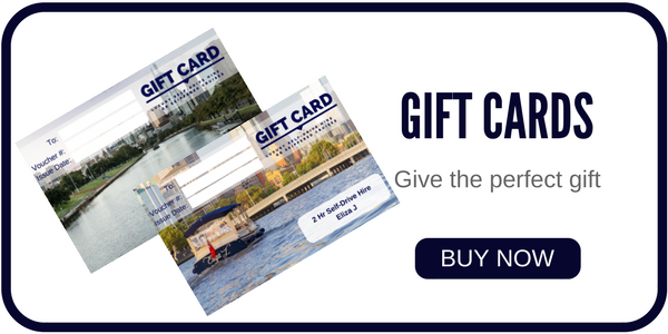 Yarra River Cruise gift cards
