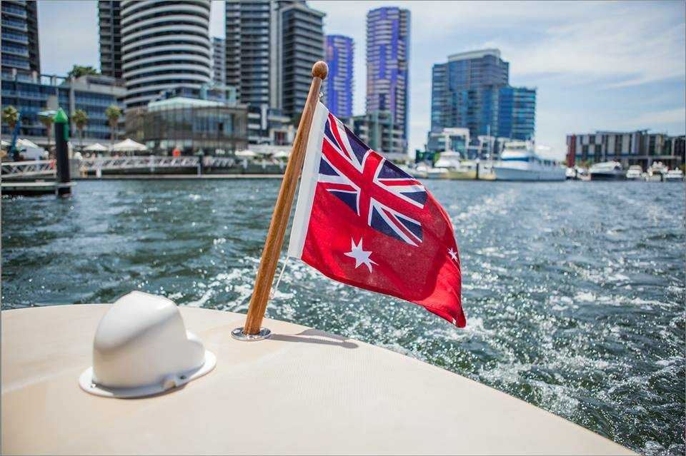 Australia Day Boat Cruises Yarra River Docklands