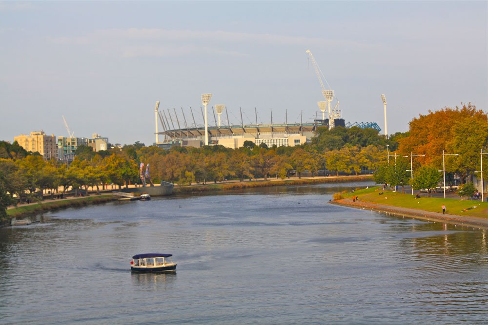 water taxi transfers to MCG for AFL Grand Final