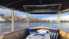Hire a boat with Melbourne Boat Hire and cruise up the Maribyrnong River in Melbourne