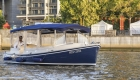 Eliza J luxury self-drive hire boats to cruise Melbourne in style