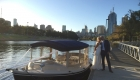 Luxury wedding transfers by Boat in Melbourne