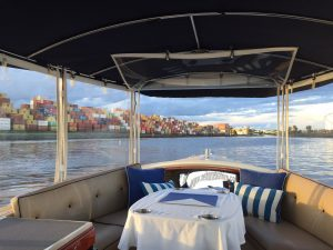 luxury boat cruises, Maribyrnong River