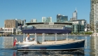easily driven- even by first-time skippers- our cruise boats are available for short cruises on the Yarra River in Melbourne