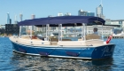 the perfect vessel to rent- for people looking at a skippered boat hire service