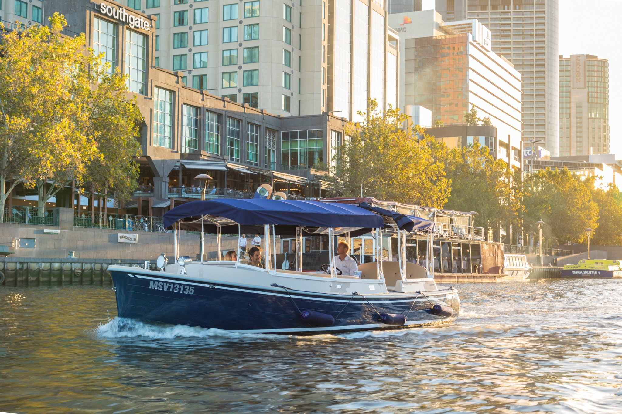 Engagement Cruises On The Yarra River Proposals With A Difference In Melbourne