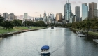 plan a yarra river progressive dinner cruise as a surprise