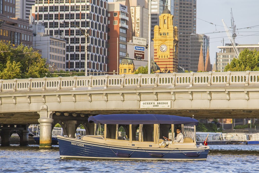 blessing of the fleet- ports and waterways cruises melbourne