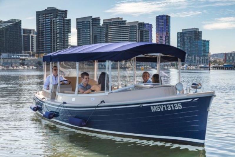 Luxury Boat Hire in Melbourne