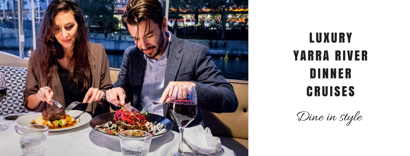 dinner cruises for couples in melbourne