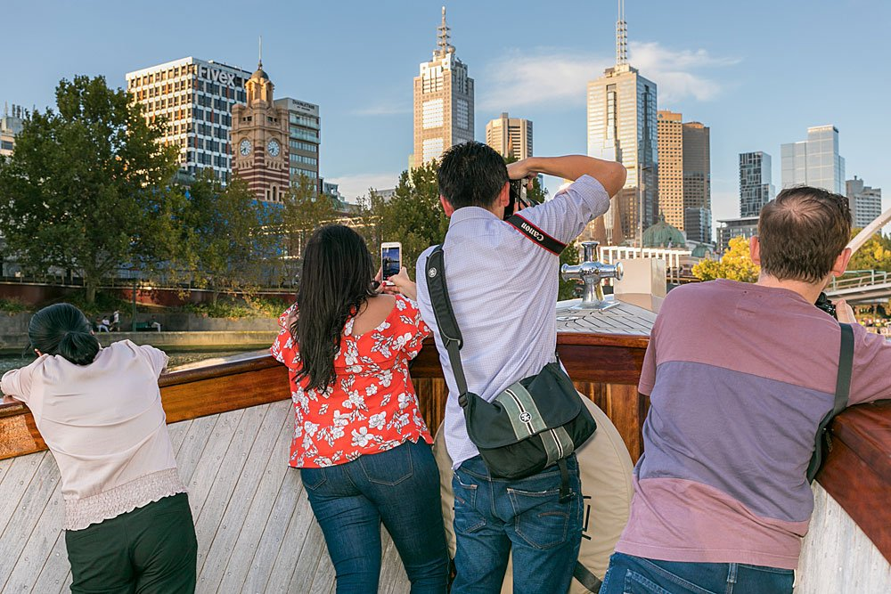 river cruises for photographers in Melbourne