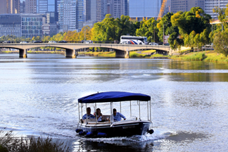 mothers day 2 hours boat cruise yarra river