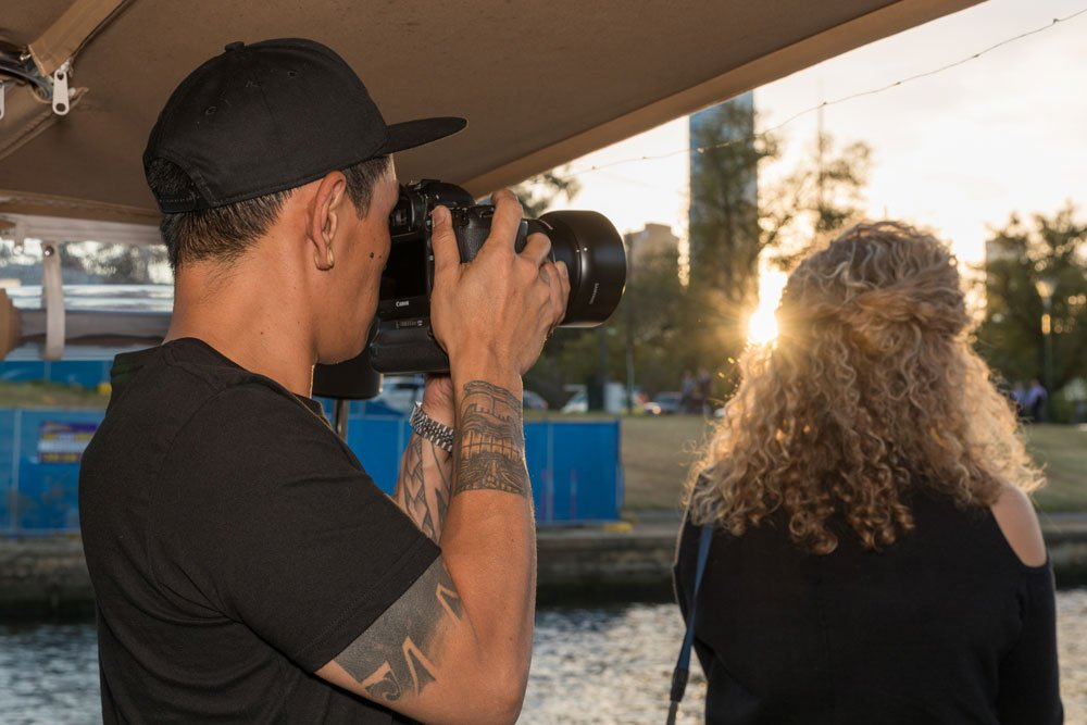 river boat trips for photographers in Melbourne