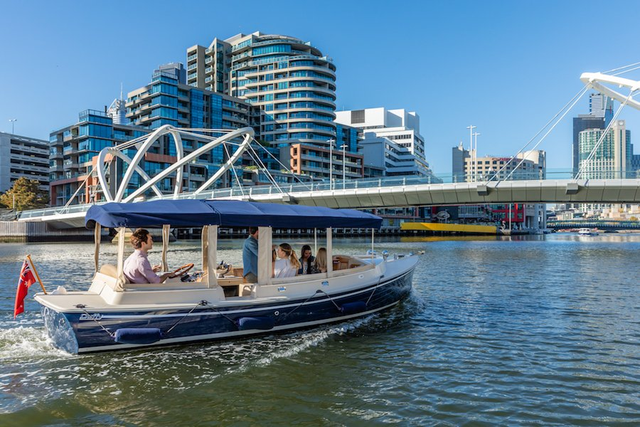 private cruise boat hire melbourne
