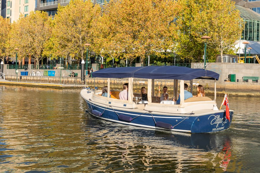 bookings for self-drive boats