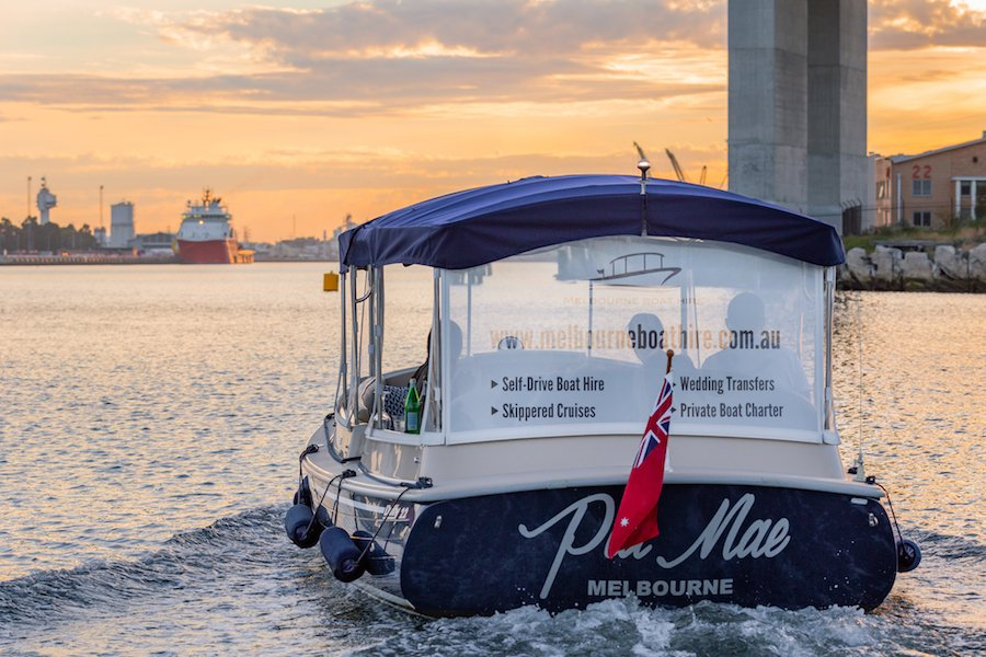 sunset cruises with dinner included, Melbourne
