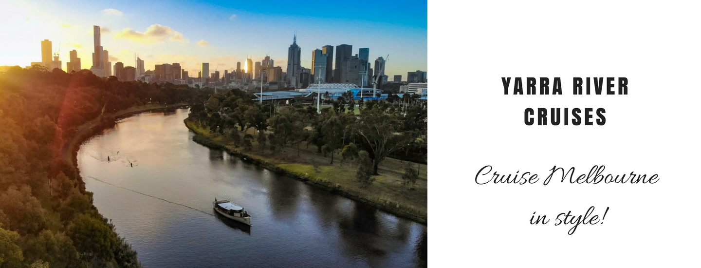 yarra river cruise
