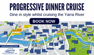 progressive dinner cruises