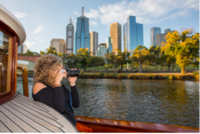 photography boat tours, Docklands melbourne