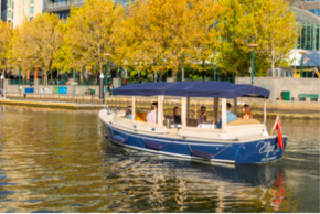 self-drive boats for rent in Melbourne