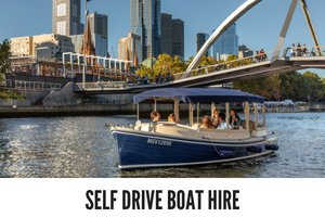 self-drive boat hire cruises