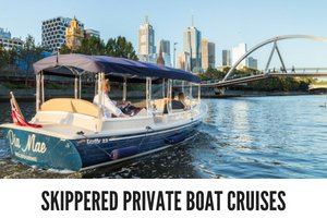 skippered private boat cruises