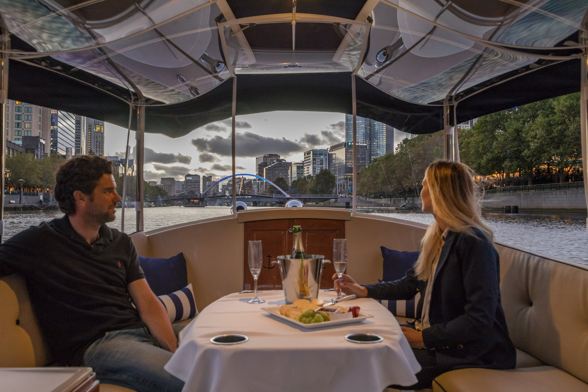Private boat charters in melbourne