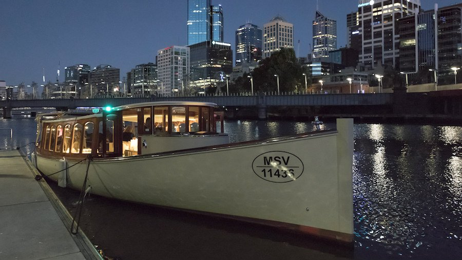 unwing with a river boat cruise