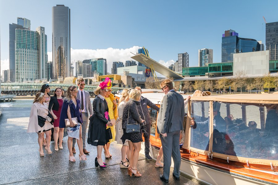 river boat tours from Southbank, showcasing Melbourne highlights