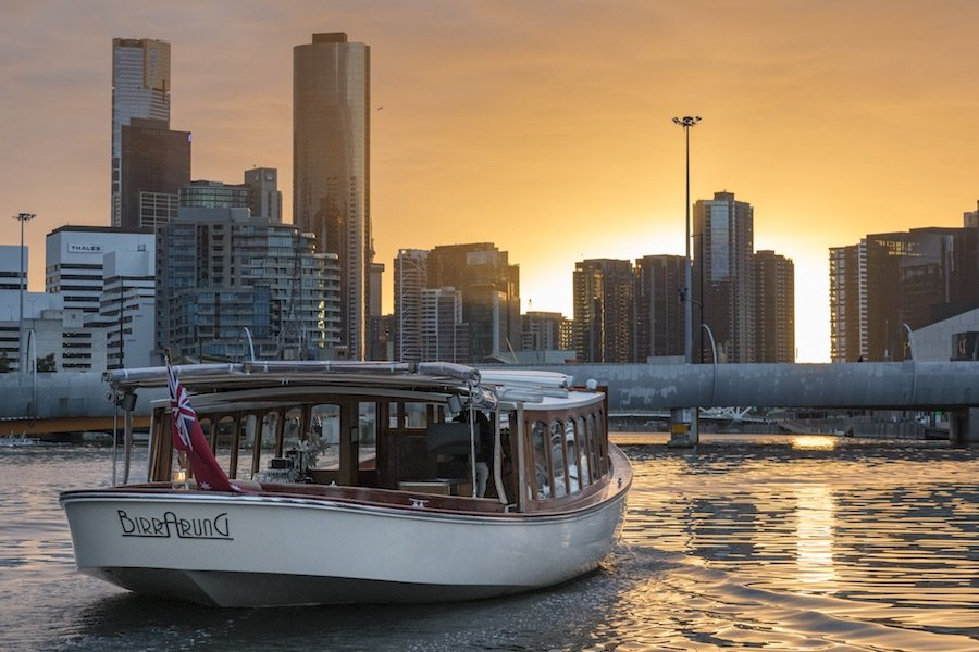 southbank river boat tours melbourne