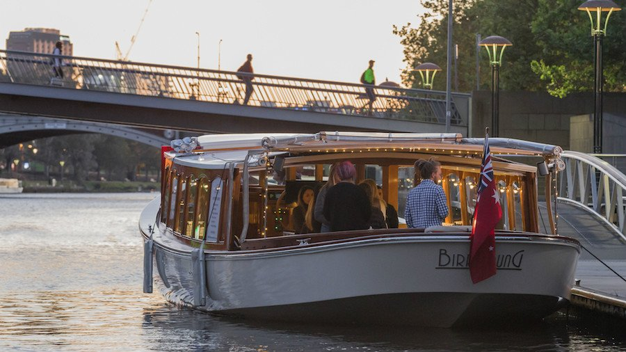 serene cruising experience, Melbourne Australia