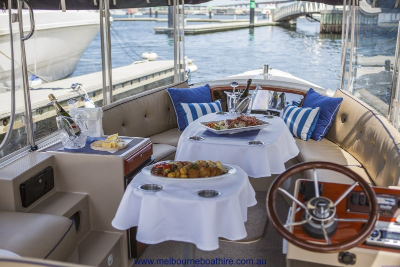 Hire Boats Melbourne