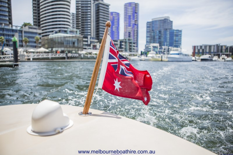 Melbourne All Weather Boat Hire , Yarra River