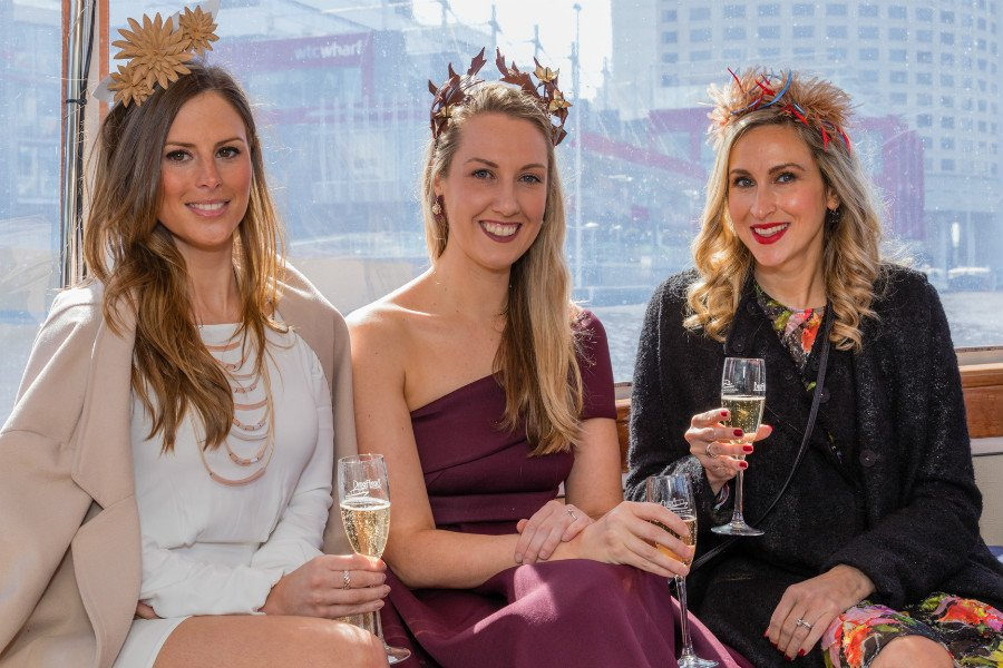 come and celebrate on a luxury yacht in Melbourne