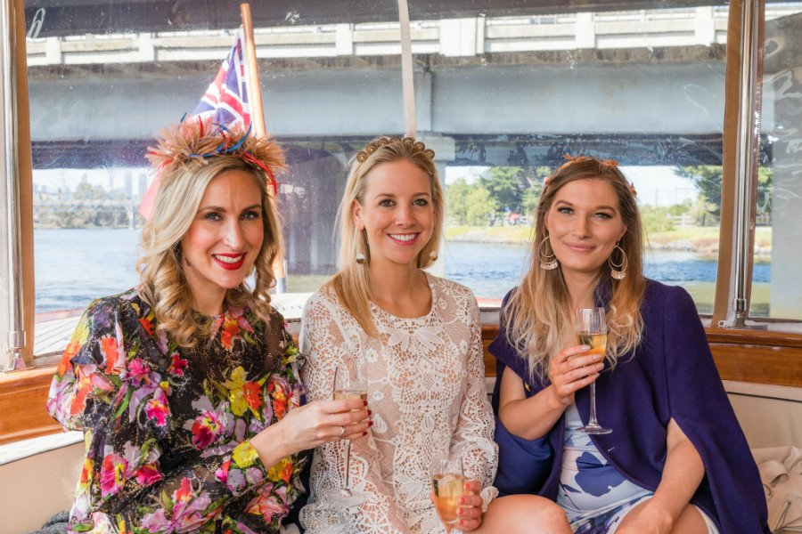 boat cruises on the Yarra River available every day of the year