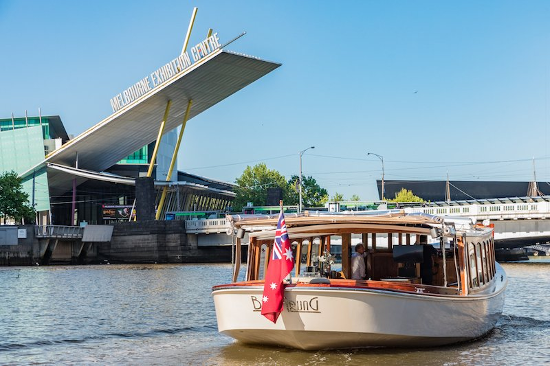 daytime riverboat trips melbourne
