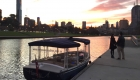 melbourne couples can enjoy a private cruise experience, with a skipper