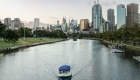 skippered cruise boats for hire- enjoy cruising the yarra river and celebrate the financial year