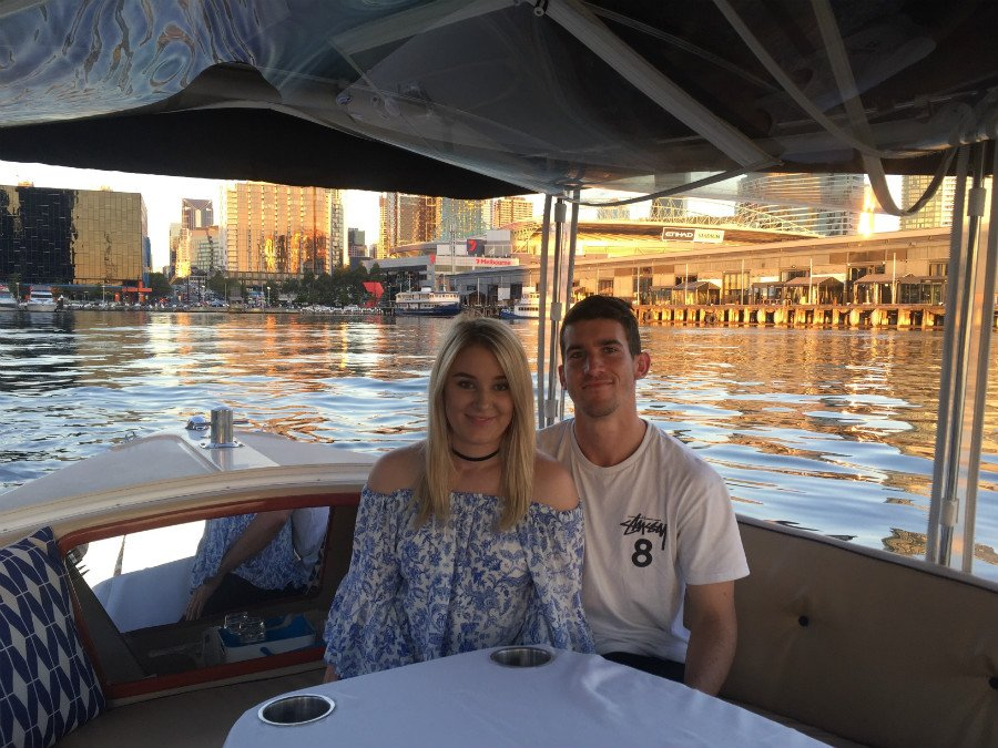 Romantic Dinner And Sightseeing Boat Cruises On The Yarra River In Melbourne