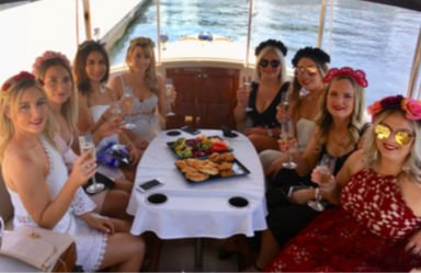 Water taxis to Spring Racing Carnival